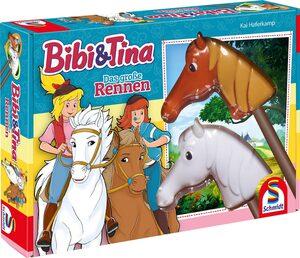 Schmidt Spiele Spiel, »Bibi und Tina, Das große Rennen«