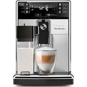 Saeco Kaffeevollautomat SM3054/10, 5 Aromastärken, 11 Kaffeespezialitäten, schwarz