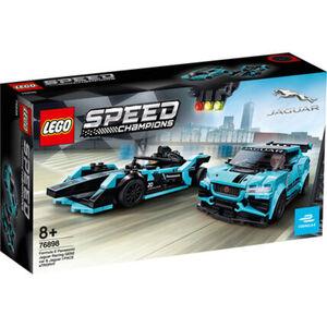 LEGO® Speed Champions 76898 Formula E Panasonic Jaguar Racing GEN2 c