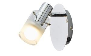 LED- Strahler, 1-flammig, chrom,
