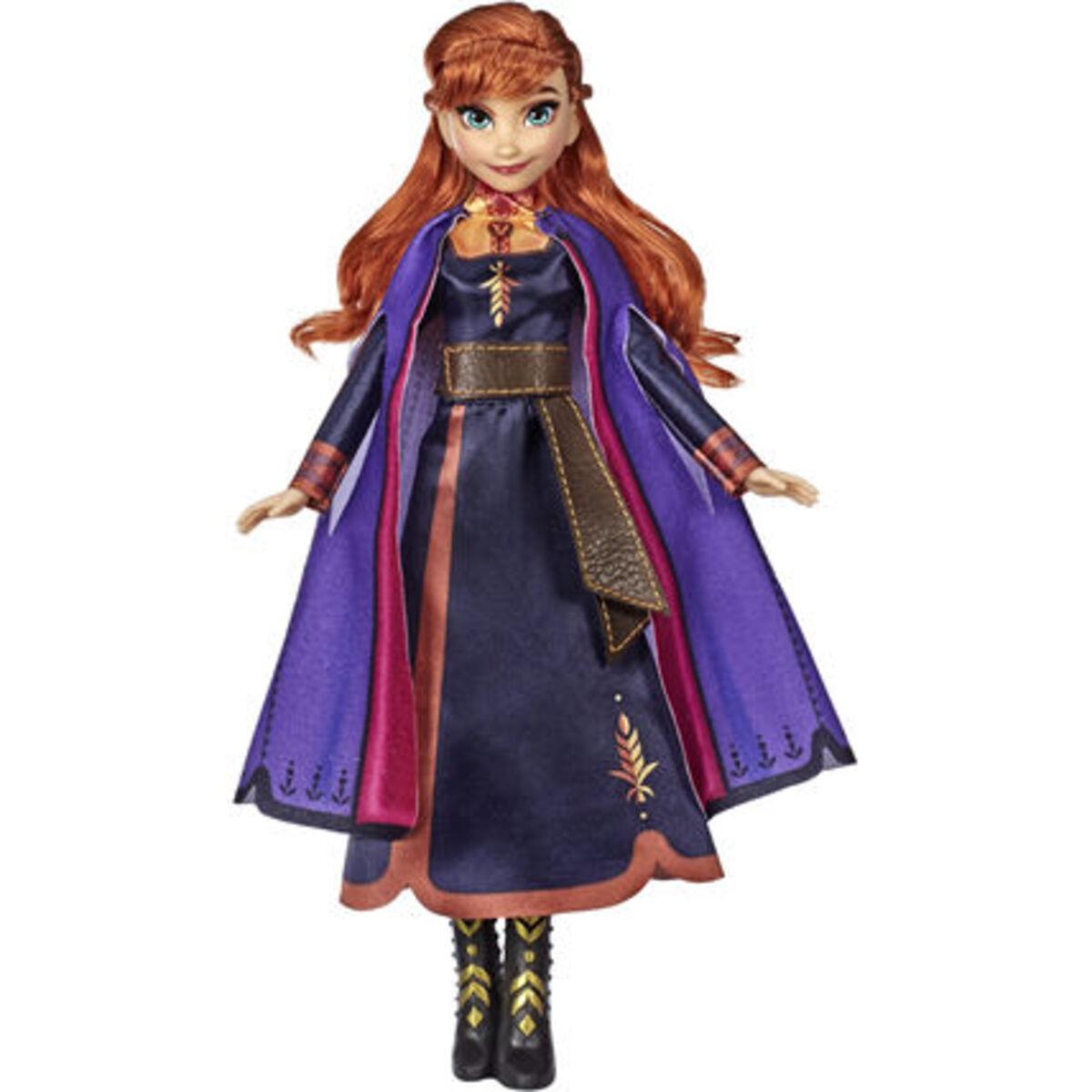 """Bild 1 von Hasbro Funktionsfigur Singende Anna """"Disney die Eiskönigin 2"""""""