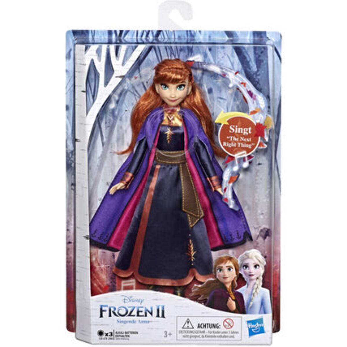 """Bild 2 von Hasbro Funktionsfigur Singende Anna """"Disney die Eiskönigin 2"""""""