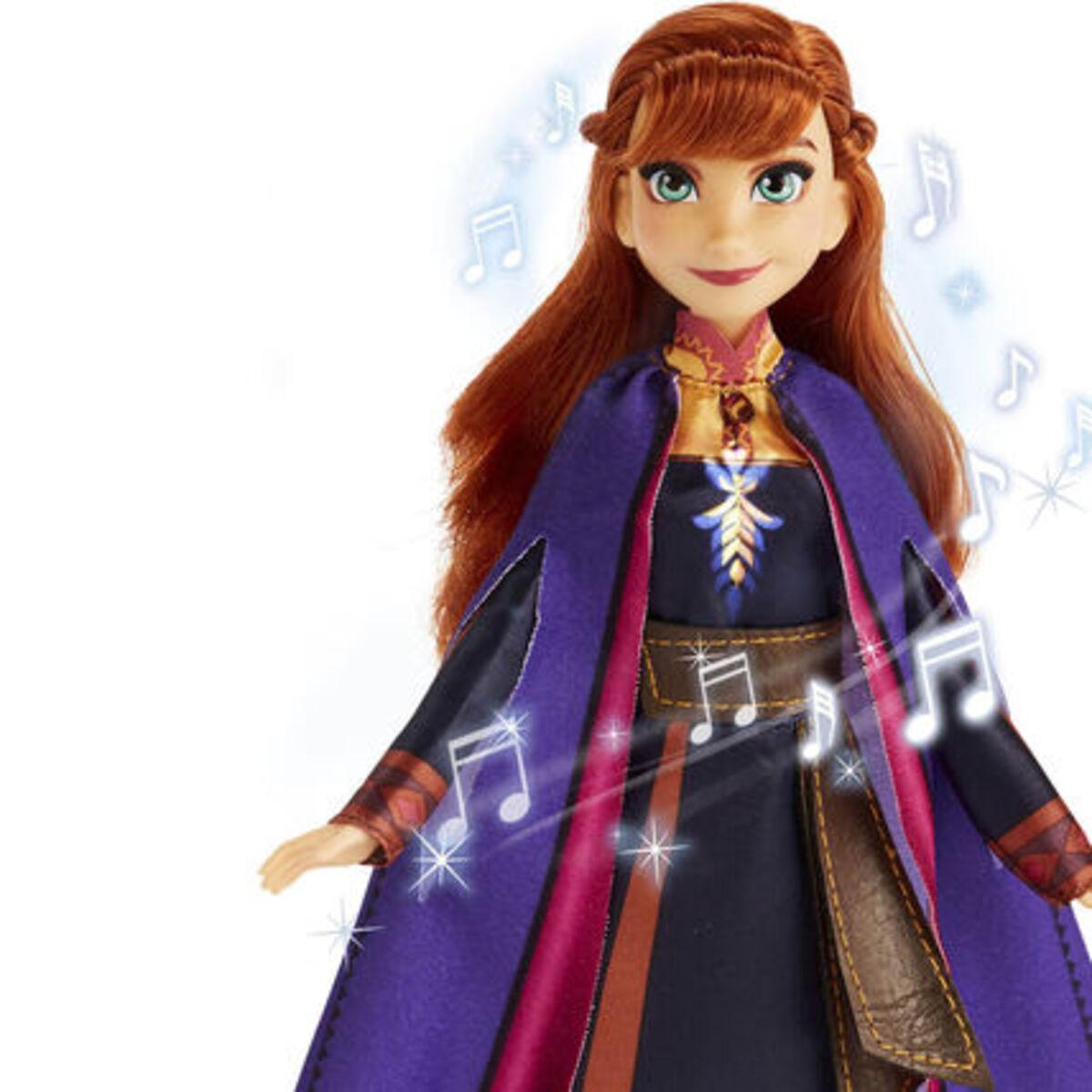 """Bild 4 von Hasbro Funktionsfigur Singende Anna """"Disney die Eiskönigin 2"""""""