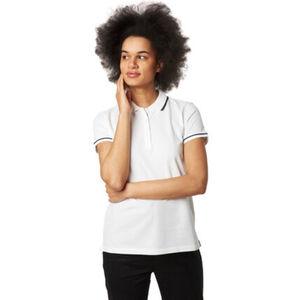 manguun Poloshirt, Kragen, für Damen