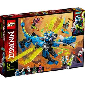 LEGO® Ninjago 71711 Jays Cyber-Drache