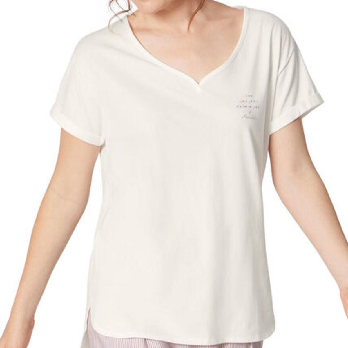 """Bild 1 von Triumph Shirt """"Mix & Match """", Herzausschnitt, Kurzarm, für Damen"""