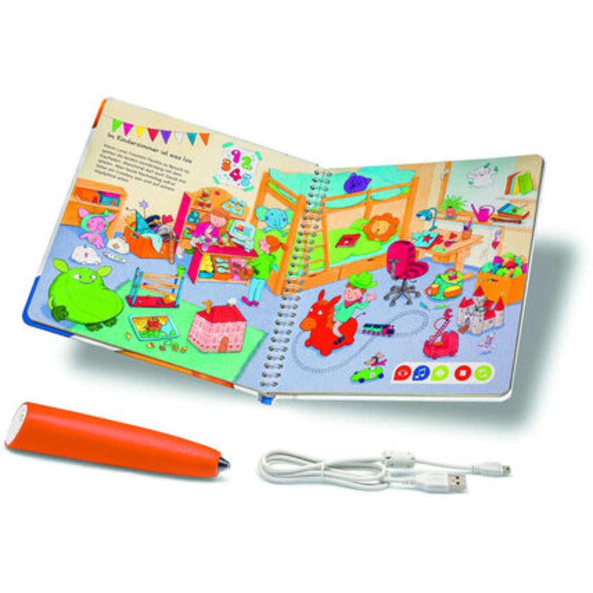 Bild 3 von Ravensburger tiptoi® Starter-Set: Stift und Wörter-Bilderbuch