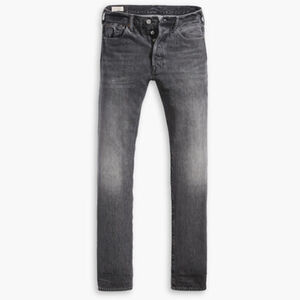 Levi's® Jeans 501® Straight Fit, 00501-2649, gerade Passform, 5-Pocket, Knopfleiste, für Herren