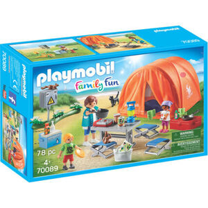 Playmobil® Family Fun - Familien-Camping 70089