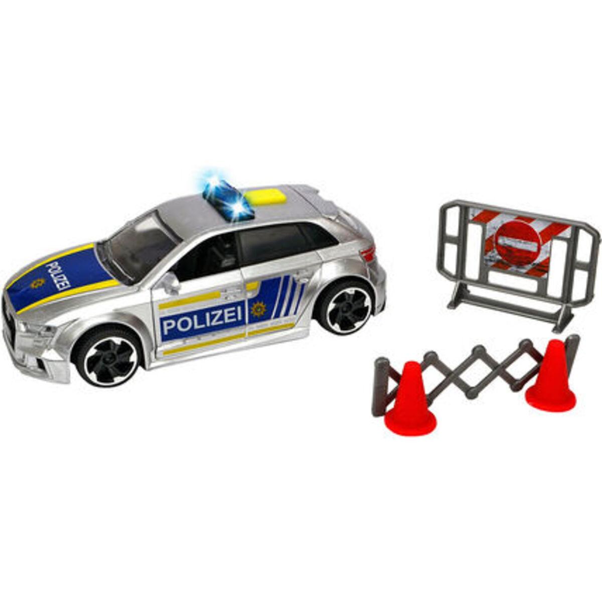 Bild 2 von Dickie Toys Audi RS3 Polizei