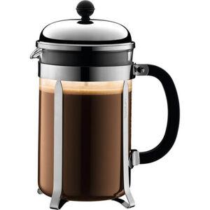 "Bodum Kaffeebereiter ""Chambord"", 1,5 l, 12 Tassen"