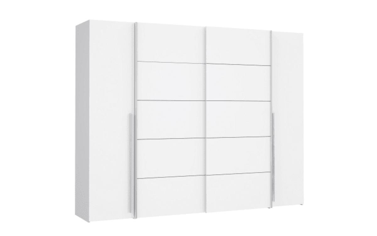 Bild 1 von hardi - Kleiderschrank Narago in weiß