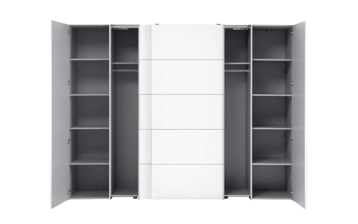 Bild 3 von hardi - Kleiderschrank Narago in weiß