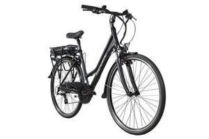 Adore Pedelec E-Bike Damen Cityrad 28'' Adore Marseille schwarz