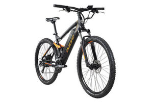 Adore Adore Alu E-MTB 27,5'' Xpose E-Bike Schwarz 250Watt Li-Ion 36V/14Ah/504Wh 27Gänge