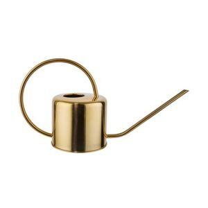 Butlers FLORENCE Gießkanne 1,3l, Gold