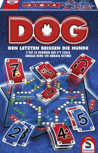 DOG den letzten beißen die Hunde
