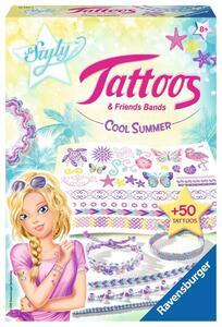 Ravensburger Tattos & Friends Bands - Cool Summer