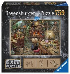 Ravensburger Puzzle Exit Hexenküche