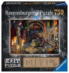 Ravensburger Puzzle Exit im Vampirschloß
