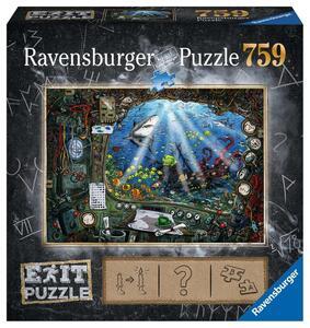 Ravensburger Puzzle Exit Im U-Boot