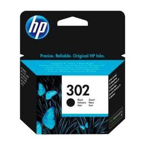 HP »302, original, F6U66AE, schwarz« Tintenpatrone