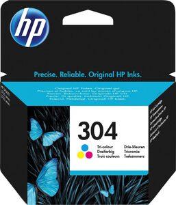 HP »HP 304 Druckerpatrone color« Tintenpatrone