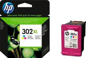 HP »302XL, original, F6U67AE, color (c/m/y)« Tintenpatrone
