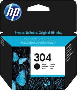 HP »HP 304 Druckerpatrone schwarz« Tintenpatrone