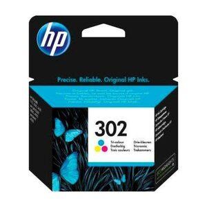 HP »Nr. 302 color (c/m/y) F6U65AE, original, Multipack« Tintenpatrone