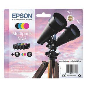 Epson Tintenpatronen-Set »502«