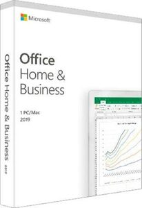 Microsoft Office Home & Business 2019 (Officeprogramm, Download-Code)
