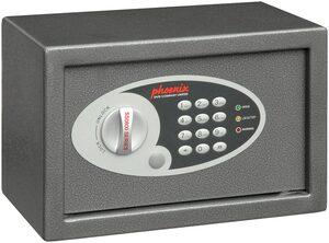 PHOENIX Tresor »Vela Home & Office Safes SS0801E«, elektronisches Tastenschloss, Innenbeleuchtung