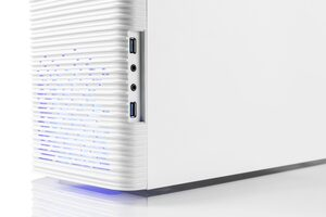 "CSL Office PC Set, Intel QuadCore, Intel HD, 8 GB RAM, 23"" TFT »Speed T1332 Windows 10 Home«"