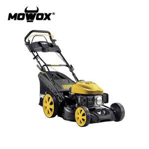 Benzinrasenmäher PM4645 S 1,9 kW, Fangsackvolumen 60 Liter, kugelgelagerte Räder, für Rasenflächen bis ca. 1500 m², TÜV/GS