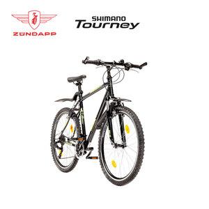Mountainbike Blue 2.0 26er oder 28er - Shimano Drehgriffschalter - Alu-V-Bremsen - Rahmenhöhe:  48 cm 26er 52 cm 28er