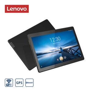"""Tablet M10 ZA48 · Qualcomm Snapdragon 450 Prozessor (bis zu 1,8 GHz) · 2 Kameras (5 MP/2 MP) · microSD™-Slot bis zu 256 GB · Android™ 9 · Bildschirmdiagonale: 10,1"""" / 25,6 cm"""