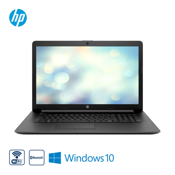 "Notebook 17-ca0563ng · blendfreies HD+ Display · AMD A4-9125 Dual-Core (bis zu 2,6 GHz) · AMD Radeon™ R3-Grafikkarte · USB 3.1, USB 2.0, HDMI · DVD-Writer, Bildschirmdiagonale: 17,3"" / 43,9 cm"