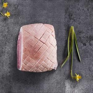 Frische Schweineoberschale oder Krustenbraten vom Thüringer Durocschwein, je 1 kg