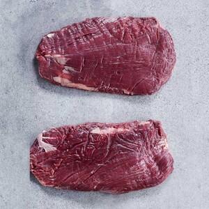 Frisches Irisches Rinder Flanksteak je 100 g