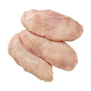 Frische Hähnchenbruststeaks natur, Teilstück, je 1 kg