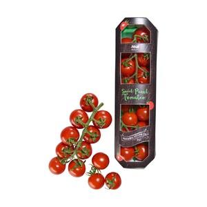 """Niederlande Cherryrispentomaten """"Sweetpearl"""" oder """"San Marzano"""" Kennzeichnung siehe Etikett, jede 250-g-Schale"""