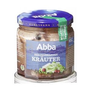 ABBA Heringshappen versch. Sorten, jedes 220/240-g-Glas/110/120 g Abtropfgewicht