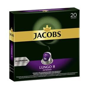 Jacobs Kapseln versch. Sorten, jede 20er=104-g-Packung