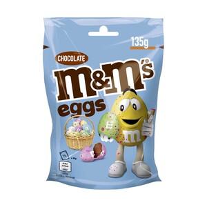 m&m´s eggs jeder 135-g-Beutel