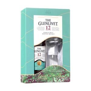The Glenlivet 12 Y 40% Vol., jede 0,7-l-Flasche