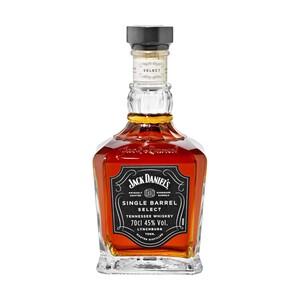 Jack Daniel`s Single Barrel 45 % Vol., jede 0,7-l-Flasche