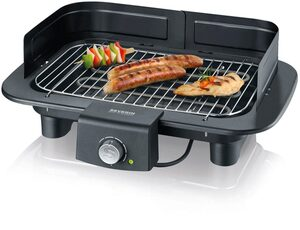 Severin Tischgrill PG8549 Barbecue-Grill - Jubiläums-Edition, 2300 W