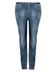 Damen Girlfriend Jeans
