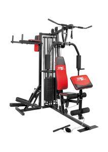 Christopeit Sport® Kraftstation »Profi Center de Luxe«, 12 Gewichtsblöcke
